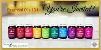 Essential Oils 101 - Moose Jaw