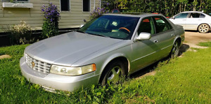 1999 Cadillac Seville STS Fully Loaded as is or parts
