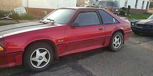 1988 Mustang GT GOOD CONDITION