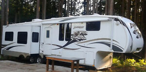 KEYSTONE EVEREST 345S 2008 FOR SALE