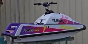 CuStOm YaMaHa SuPeRjEt Jetski Jet Ski Fixed Steer Hull Project Cooranbong Lake Macquarie Area Preview