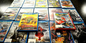 First Stop Swap Shop has a great selection of Wii U Games!