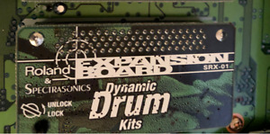 Roland SRX-01 - Dynamic Drum Kits