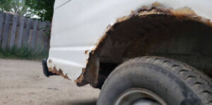 Fix your rusty truck or car