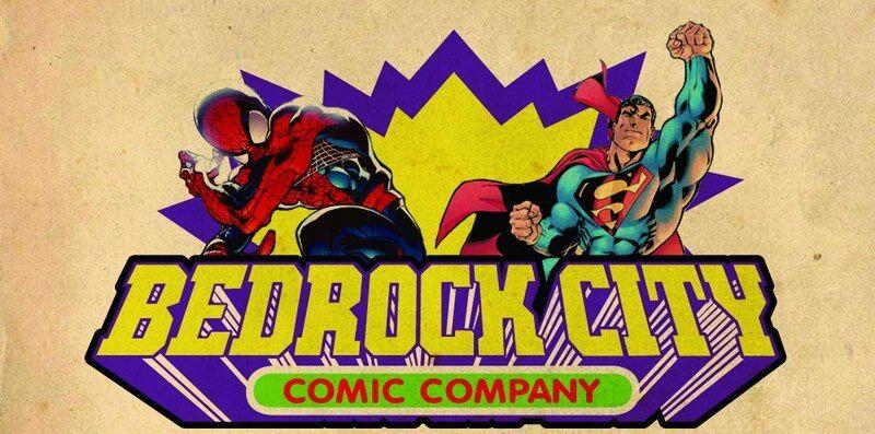 Bedrock City Comics