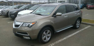 2011 Acura MDX Tech Low kms
