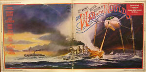 Jeff Wayne's War Of The Worlds (Double LP)