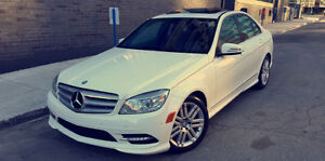 2011 Mercedes-Benz C-Class 250 4Matic AWD Sedan