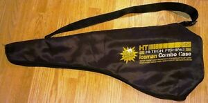 New padded ice fishing rod bags