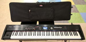 Roland RD700-NX 88-key Digital Stage Piano Keyboard Synth & Case
