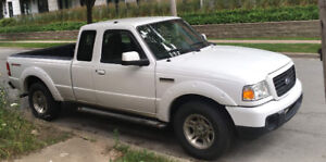 2008 Ford Ranger 4x2 Supercab