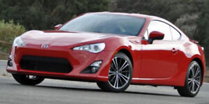 SCION FRS - LOW KMS - PERFECT CONDITION