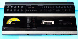 CONTOUR Soundsystem by SEARS - Receiver , CD Player, Cassette