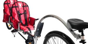 WeeHoo IGo Two Bike Trailer