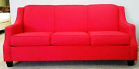 Made in Canada sofa...$23.58 a month, OAC