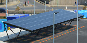~15 kW DC Solar Carport DIY Kit - LOWEST PRICE
