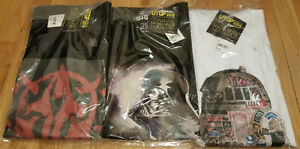 3 x NWT UNIQLO UTGP 2015 Star Wars Men's T-Shirt (Size: Large)