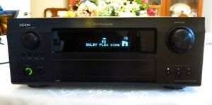 Home theater DENON AVR-989 7.1 Receiver W/5 HDMI & Remote.