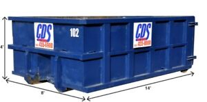 RESIDENTIAL / COMMERCIAL DISPOSAL BINS