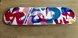 "Like new 31""X 8"" ""Warp Street Tools"" Skateboard Deck London Ontario image 1"