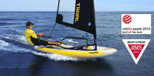 Tiwal 3.2 Inflatable - 7m Sail