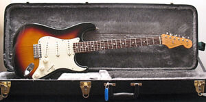 Fender Classic Player 60s Stratocaster or Robert Cray Strat