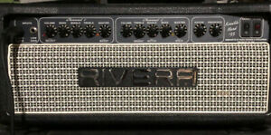 Rivera guitar Amp head : Knucklehead 55 * Early model*