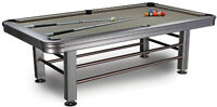 IMPERIAL - 8 ft OUTDOOR POOL TABLE