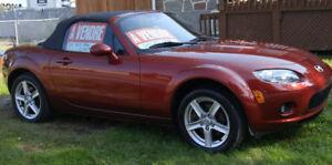 Mx-5 GS 2006 Man6 prix d saisons 7500$ 7500$