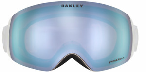 Oakley Flight Deck Factory Pilot Whiteout with Prism Sapphire