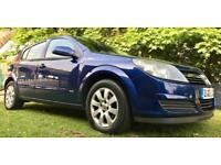 2 OWNERS AUTOMATIC VAUXHALL ASTRA 1.6 TWINPORT 105 BHP MOT 24.3.19 MINT DRIVE 6