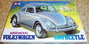 Tamiya 1/24 Volkswagen Beetle 1966