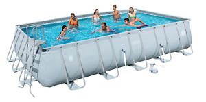 22'x12' Above Ground Pool Bundle