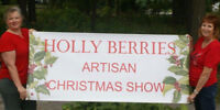 Holly Berries Artisan Christmas Show