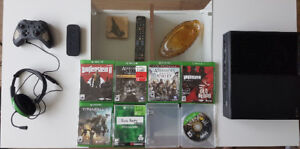 XBOX ONE  bundle (Will drive to buyer within reason)