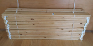 IKEA Bed slats for King size