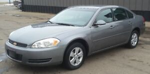 2006 Chevrolet Impala --- 6 seats --- Steady driving in SNOW