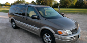 2003 MONTANA EXT ONE OWNER Drives great.