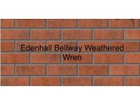 65m Edenhall Bellway Weathered Wren Bricks @ £180 Exc Per Pack. Multiple Packs