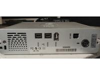 LaCie 300 GB external recording drive