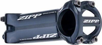 25 Degree Aluminum Blk Zipp Speed Weaponry Service Course Stem 120mm 31.8mm //