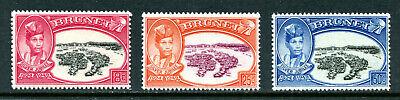 BRUNEI 76-78, 1949 ANNIVERSARY, MNH (BRU004)