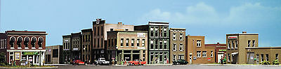 CITY & INDUSTRY HO-SCALE BUILDING SET-INCLUDES 15 SEPARATE BUILDING KITS -SAVE $