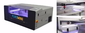 CO2 DESKTOP LASER - 500MM X 300MM - 40W TUBE - CUT UP TO 6MM ACRYLIC, WOOD, ETC - IN STOCK NOW