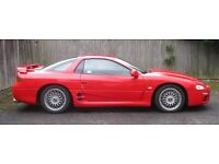 Mitsubishi GTO MR 3.0 twin turbo, manual, Very clean & respectable example.
