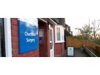 Medical receptionist for friendly GP practice