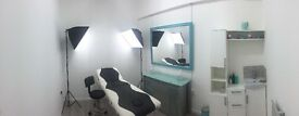 Lit and hygienic room to let for teeth whitening