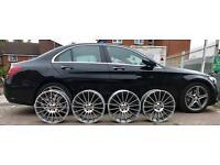 """19"""" Mercedes alloys"""