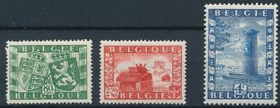 [118] Belgium 1950 good set very fine MNH stamps