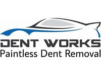 PDR Paintless Dent Removal / Headlights restoration 40 £ — Newtownabbey